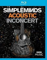 SIMPLE MINDS - ACOUSTIC IN CONCERT (BLU-RAY)   BLU-RAY NEU