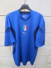 VINTAGE Maillot ITALIE ITALIA maglia calcio EURO 2008 ITALY PUMA shirt trikot XL