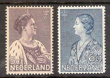 Nederland    Nummer  265/266  Ongebruikt