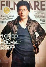 Filmfare 5 Dec 2012 Shah Rukh Khan Shahrukh Yash Chopra Manisha Koirala Ileana