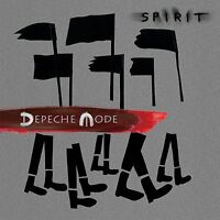 DEPECHE MODE 'SPIRIT' CD (2017)
