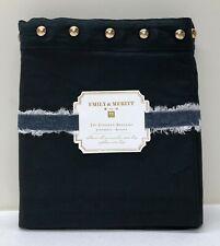 "NEW Pottery Barn TEEN Emily & Meritt Studded Twin~Twin XL Bedskirt w/18"" Drop"