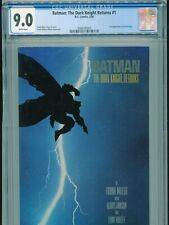 1986 DC BATMAN: THE DARK KNIGHT RETURNS #1 FRANK MILLER 1ST CARRIE KELLY CGC 9.0