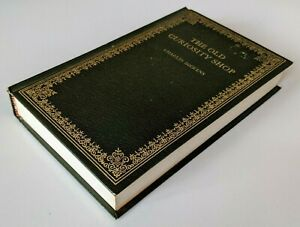 The Old Curiosity Shop Charles Dickens Peebles Classic Library Hardback