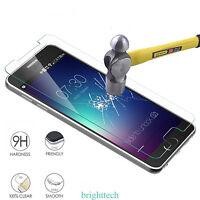 Real 9H Tempered Glass Film Screen Protector Guard Cover For Samsung Galaxy