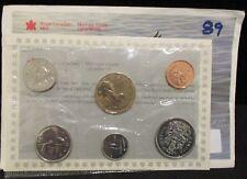 1989 Canada Proof-Like Set - Original Packaging     ENN COINS