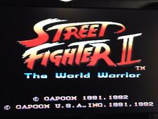 STREET FIGHTER 2 ~ SUPER NINTENDO SNES ~ AUTHENTIC & TESTED ~ EXCELLENT COPY!