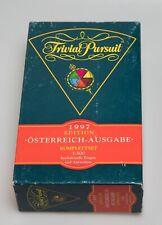 Parker Trivial Pursuit - 1997 Edition Österreich-Ausgabe mit 1500 Fragen