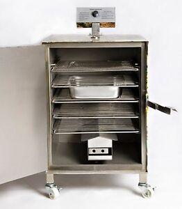 Camo Steel Electric Smoker 40LB Meat Capacity NIB ***A Hunter's Delight***