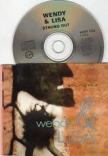 (-0-) PRINCE RELATED WEDY AND LISA STRUNG OUT CD SINGLE (-0-)