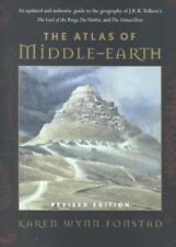 ATLAS OF MIDDLE-EARTH - FONSTAD, KAREN WYNN - NEW PAPERBACK BOOK