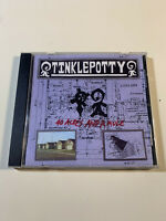 Tinklepotty -40 Acres And A Mule(used CD,2003)indie Private Press Pop/rock