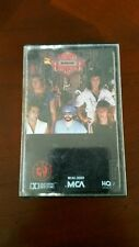 Night Ranger Midnight  Madness Cassette tape 1983 MCA Records Christian Rock