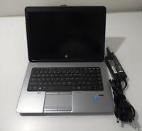 HP ProBook 640G1 4th Gen Core i5 2.6GHz 500GB 8GB WINDOWS 10 PRO OFFICE WARRANTY