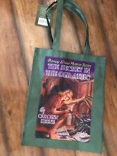 """NANCY DREW REUSABLE SHOPPING BAG•""""THE SECRET IN THE OLD ATTIC"""" •NWT! • TANDY ART"""