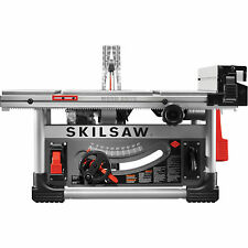 Skilsaw table saws ebay skilsaw heavy duty worm drive table saw 10in 15amp model spt99 greentooth Choice Image