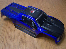 NEW Redcat Blackout XTE Factory Painted Truck Body Blue Black /Also Fits XTE PRO
