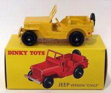 Voitures, camions et fourgons miniatures Atlas pour Jeep