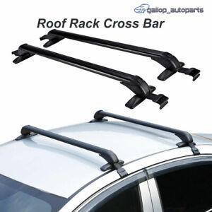 Aluminium Alloy Roof Rack Cross Bar for Holden Captiva 5 & 7 SUV 2007 - 2018