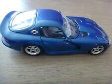 1/18 Dodge viper gts coupé