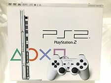 SONY PS2 Slim Console System Ceramic White SCPH-75000 Playstation 2 with box