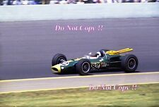 Jim Clark Lotus Ford 38/1 Winner Indianapolis 500 1965 photographie 20