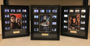 Backlit Frame For Film cell Memorabilia Filmcells USB Powered 5 Volts Inc Extras