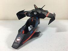Captain Power Phantom Striker Black Jet Mattel