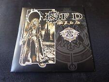 NFD - When The Sun Dies (2 Track CD) FIELDS OF THE NEPHILIM SENSORIUM NEFILIM