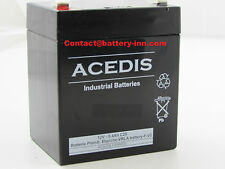 Batterie 12 Volt pour Onduleur APC Back-UPS ES BE350  RBC45