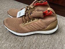 Adidas Ultra Boost All Terrain Mid Mens Running Raw Desert Brown Size 9 CM8258