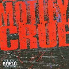 Mötley Crüe [Bonus Tracks] [PA] by Mötley Crüe (CD, 2008, Eleven Seven)