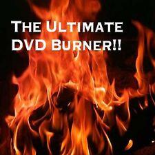 Ultimate CD & DVD vidéo / disques Blu-ray HD logiciel de gravure!