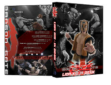 Official Dragon Gate UK : The Lion Kid in DG:UK DVD