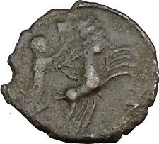 CONSTANTINE I the GREAT Heaven Chariot  Ancient Roman Coin Deification  i37495