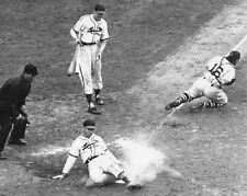 1946 St Louis Cardinals ENOS SLAUGHTER Glossy 8x10 Photo Baseball Poster Print