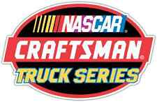 "Craftsman Truck Racing Nascar Bumper Window Locker Notebook Sticker Decal 5""X3"""
