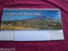 """NEW - Still unopened - """"VISIONS of AUSTRAILIA"""" 2012 Calendar"""