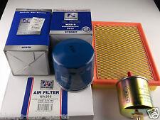 MAZDA TRIBUTE FILTER KIT OIL,AIR,FUEL SUITS 3.0L V6 PETROL 2001-2006 4WD MPFI