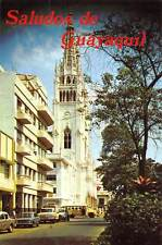 Ecuador Guayaquil La Catedral en la senorial ciudad de Guayaquil Dom