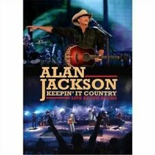 Alan Jackson Keepin' It Country - Live at Red Rocks DVD Region 2