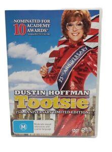 Tootsie DVD Region 4 DVD Dustin Hoffman Free Tracked Post
