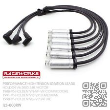 RACEWORKS 8.5MM IGNITION LEADS V6 3800 3.8L [HOLDEN VN-VP-VR COMMODORE] USA
