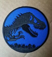 Jurassic World Park Uniform/Costume Patch 3 inches wide