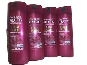 Garnier Fructis Full & Plush  Shampoo 12.5 oz