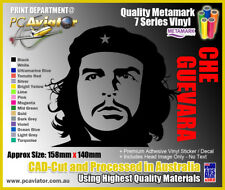 Che Guevara - Revolutionist Decal - Car, Laptop, iPad, Fridge, Window, Truck