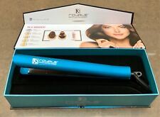 Royale Platinum Genius Heating Element Hair Straightener with 100% Ceramic Plate