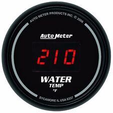 AutoMeter 0-340 °F Sport-Comp Digital Series Gauge * 6337 *
