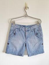 Giordano Blues Denim Bermuda Shorts