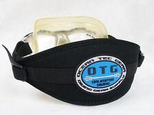 OTG Scuba Diving Adjustable Elastic Mask Strap Neoprene Comfort Padded #OG-127